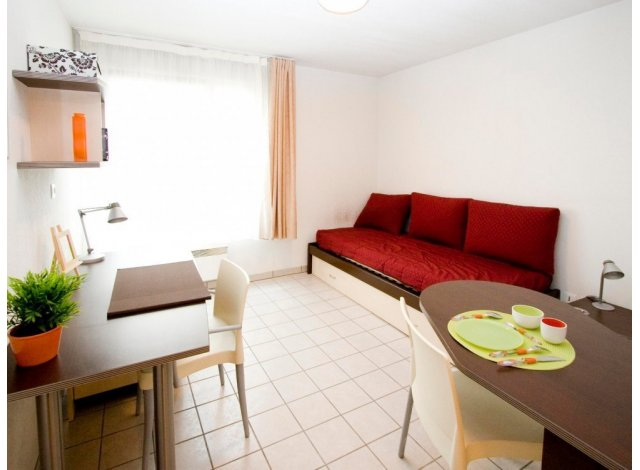 Residence Etudiants Axone Montpellier