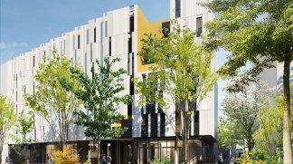 Eco habitat programme Residence Etudiants qi-Etude Montpellier