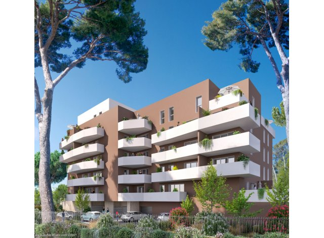 Eco habitat programme Villa Esmee Nîmes