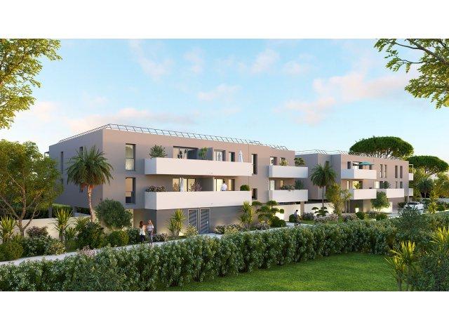 Eco habitat programme Villa Rosalia Agde