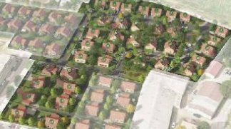 Terrain constructible à Bourgheim