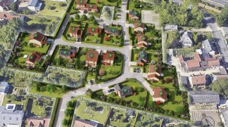 Terrain constructible à Orléans