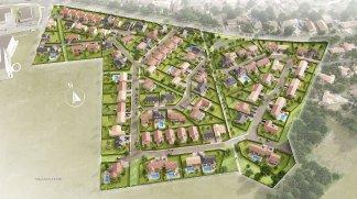 Terrain constructible à Ligugé