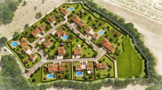 Terrain constructible à Vingrau