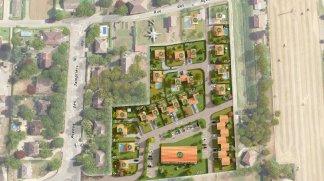 Terrain constructible à Pontcharra