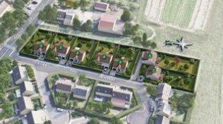 Terrain constructible à Moret-sur-Loing