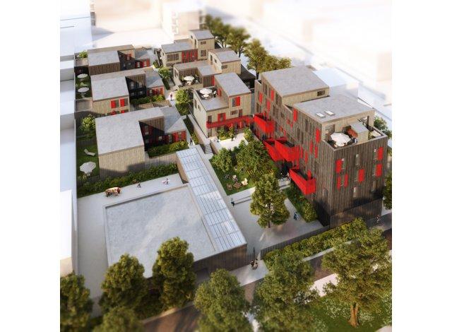 Programme immobilier neuf Les Herbes Folles à Brétigny-sur-Orge