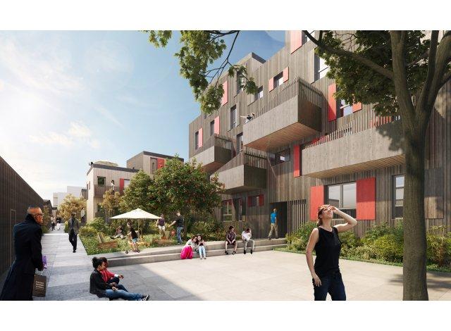 Programme immobilier loi Pinel Les Herbes Folles à Brétigny-sur-Orge
