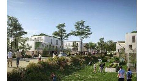 Programme immobilier loi Pinel Le Perchoir à Torcy