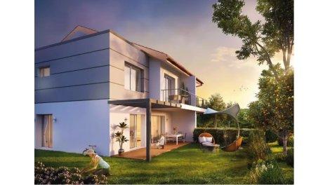 Appartement neuf La Réserve éco-habitat à Sergy