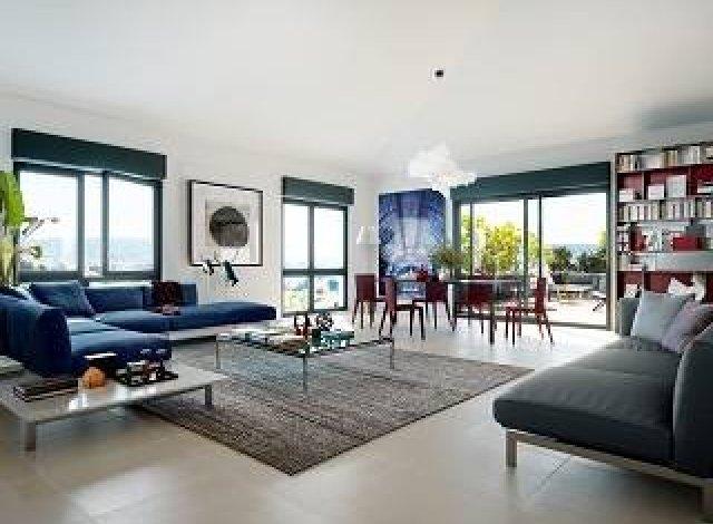 Programme immobilier neuf Aixcellence à Aix-en-Provence