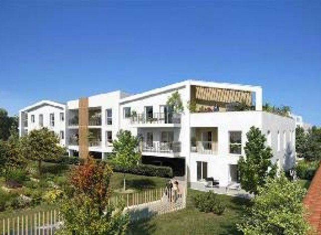 Eco habitat programme Le Verger des Arts Arles