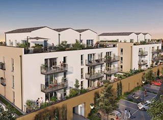 Eco habitat programme Les Villas et Terrasses du Parc Chartres