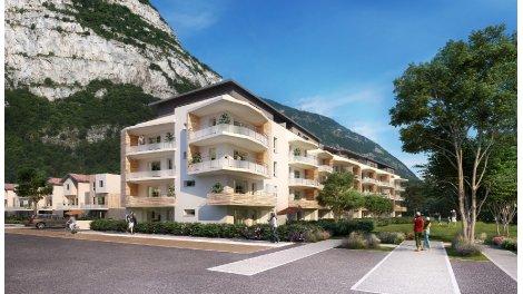 Programme immobilier loi Pinel Parc et Village à Sassenage