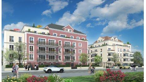 Programme immobilier loi Pinel Saint Antoine à Ozoir-la-Ferrière