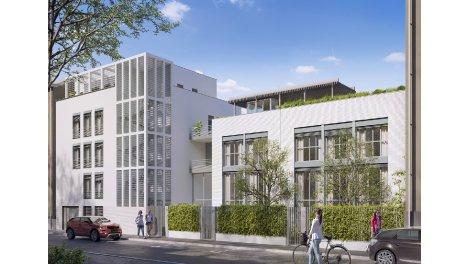 Programme immobilier loi Pinel Evidence à Lyon 3ème