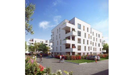 Investir programme neuf Le 90 Domaine Villefontaine