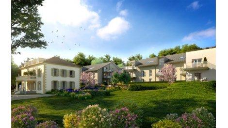 Programme immobilier loi Pinel Villa Beaujeu à Divonne-les-Bains