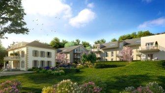 Eco habitat programme Villa Beaujeu Divonne-les-Bains