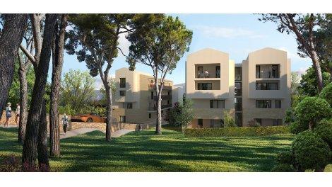 Programme immobilier neuf L'Exuvie Marseille 12ème