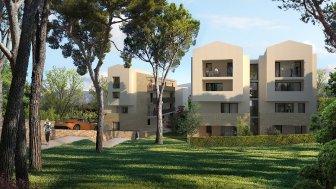 Eco habitat programme L'Exuvie Marseille 12ème