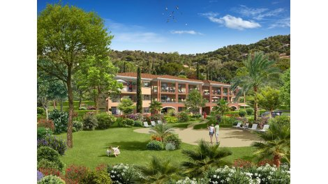 Investir programme neuf Loderi Bormes-les-Mimosas