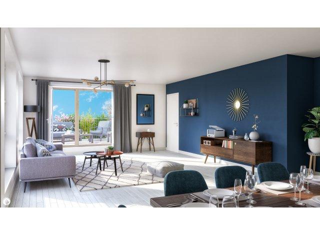 Programme immobilier loi Pinel Le 109 Paris à Épinay-sur-Seine