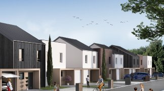 Éco habitat neuf à Oberhausbergen