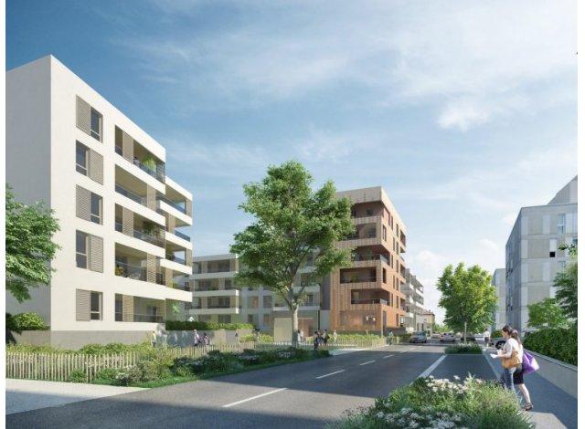 programme immobilier Nancy Meurthe-et-Moselle 54