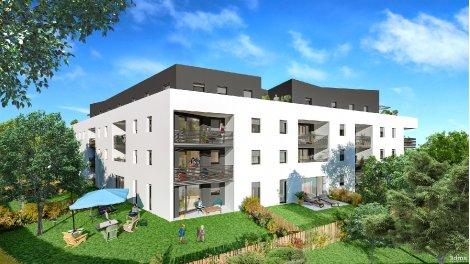 Éco habitat neuf à Metz