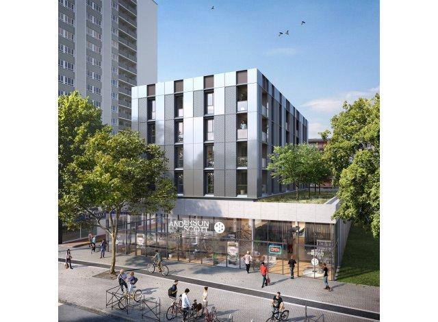 Éco habitat neuf à Strasbourg