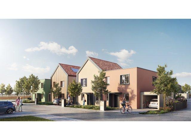 Eco habitat programme L'Empreinte Geispolsheim