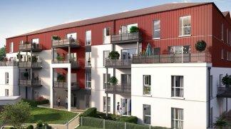Programme immobilier neuf éco-habitat Nova à Nancy