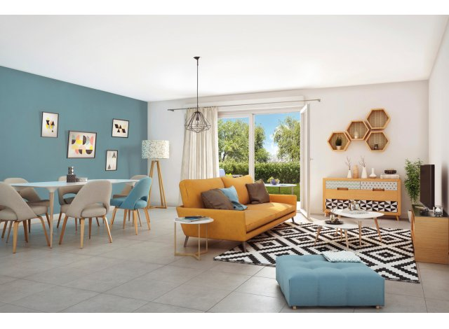 Investir programme neuf Square 112 Mulhouse