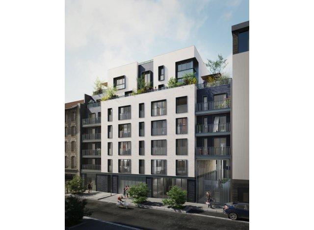 Eco habitat programme 128' Aguesseau Boulogne-Billancourt