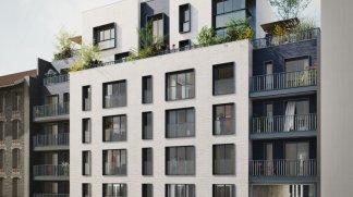 Programme immobilier neuf 128' Aguesseau Boulogne-Billancourt