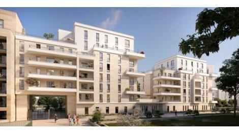 Investissement immobilier loi Pinel Terrasses en Ciel investissement loi Pinel à Clichy