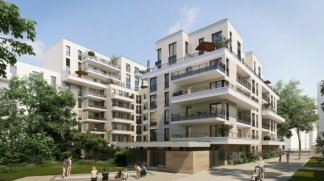 Programme immobilier neuf Square des Bateliers Clichy