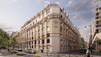 Programme neuf Le 35 rue Saint Didier à Paris 16ème