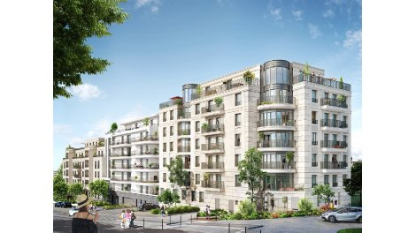 Immobilier neuf à Fontenay-aux-Roses