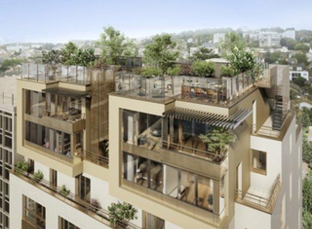 Investir dans l'immobilier à Rueil-Malmaison