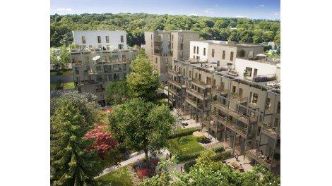 Programme immobilier loi Pinel Terrasses de la Châtaigneraie à Rueil-Malmaison