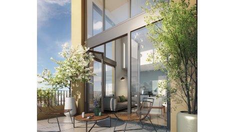 Programme immobilier neuf Les Lettres d Ivry sur Seine Ivry-sur-Seine