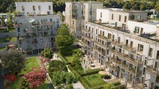 Eco habitat programme Terrasses de la Châtaigneraie Rueil-Malmaison
