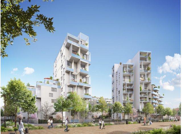 Programme immobilier loi Pinel High Park Ultime à Asnières-sur-Seine