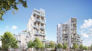 Eco habitat programme High Park Ultime Asnières-sur-Seine