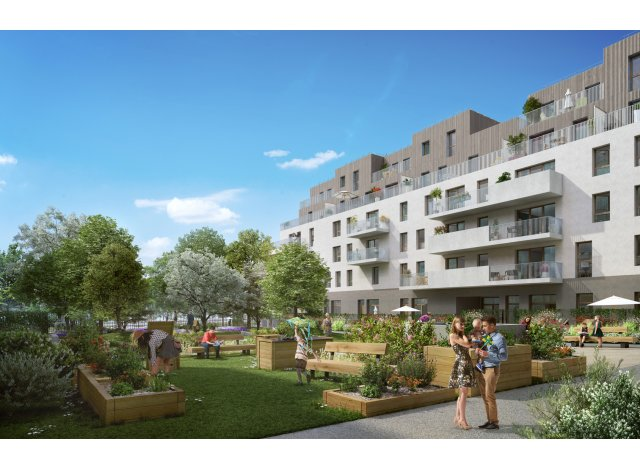 Programme immobilier neuf Quintessence Meudon