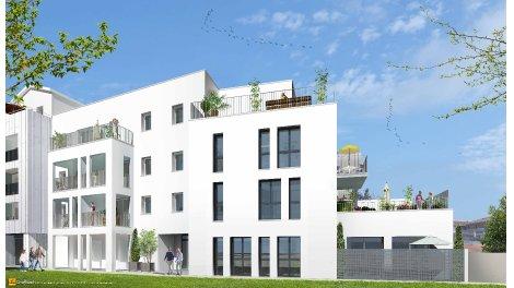 Éco habitat éco-habitat Les Terrasses d'Aunis à La Rochelle
