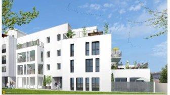 Eco habitat programme Les Terrasses d'Aunis La Rochelle