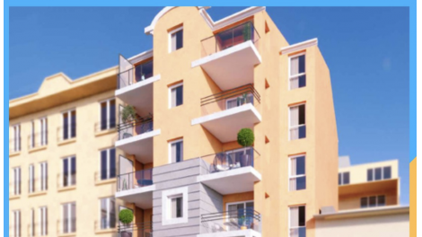 Programme immobilier neuf Carré Confidence Nice 804 à Nice